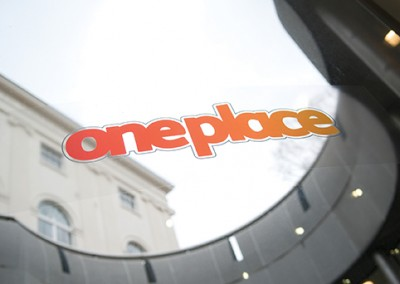 oneplace exhibition design