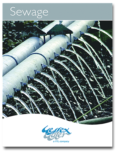 Wessex Water Sewage leaflet cover