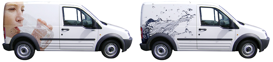Wessex Water van design