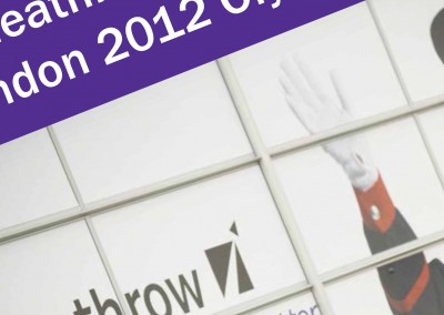 Heathrow and the London 2012 Olympics report