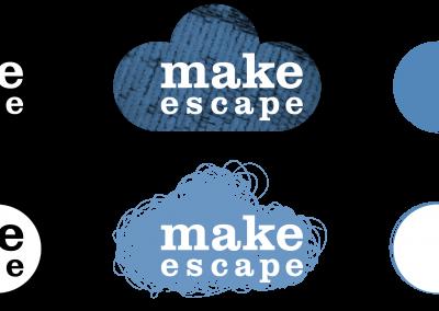 Make Escape logo