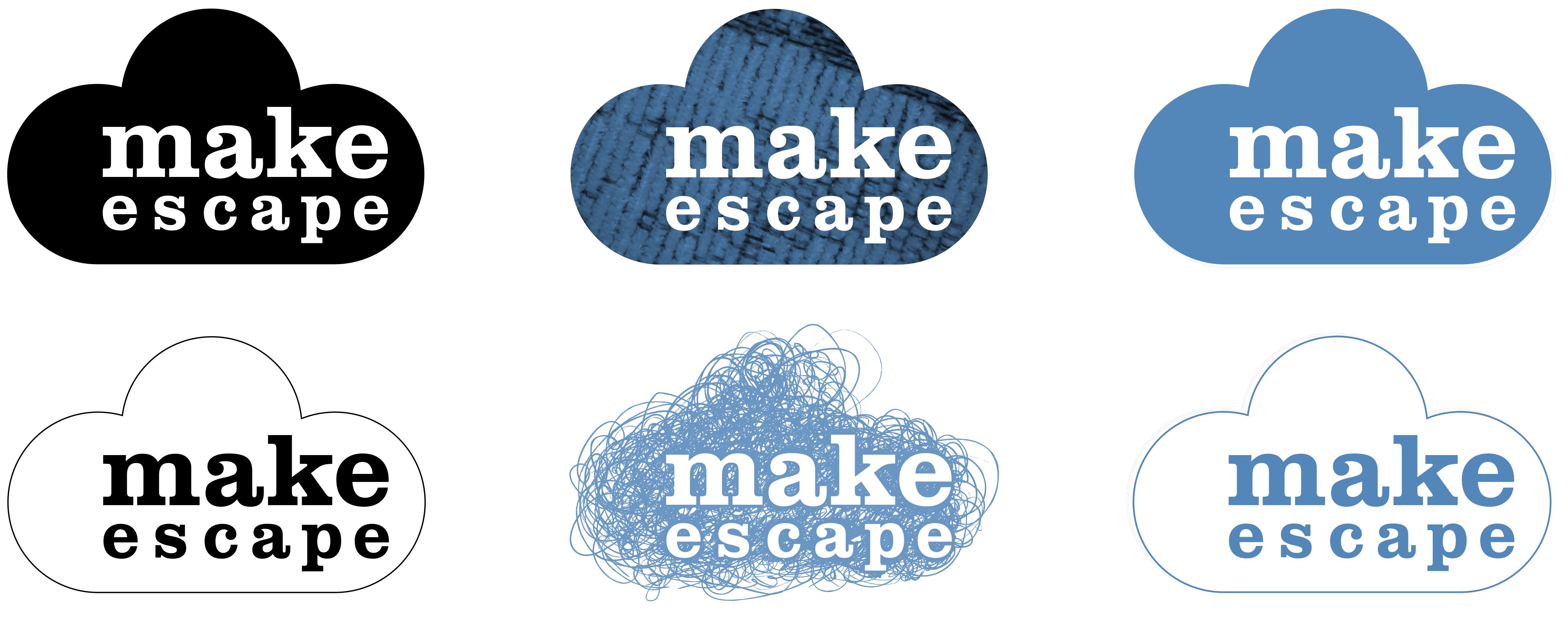 Make Escape logo