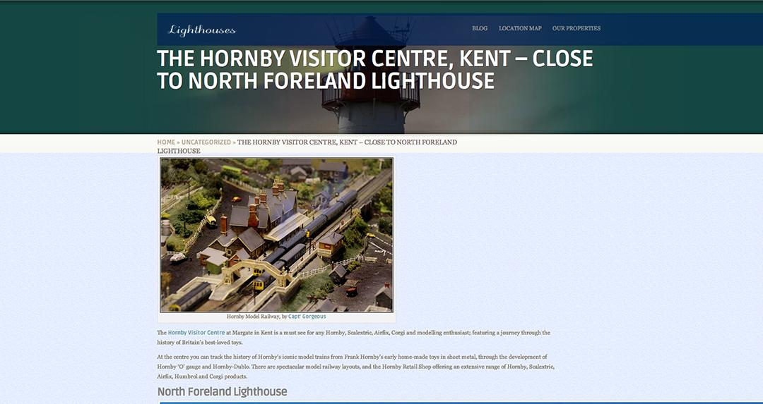 Rural Retreats Lighthouses Blog Post