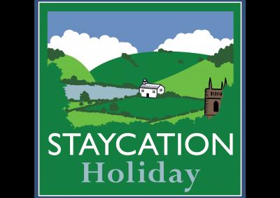 Staycation Holidays logo