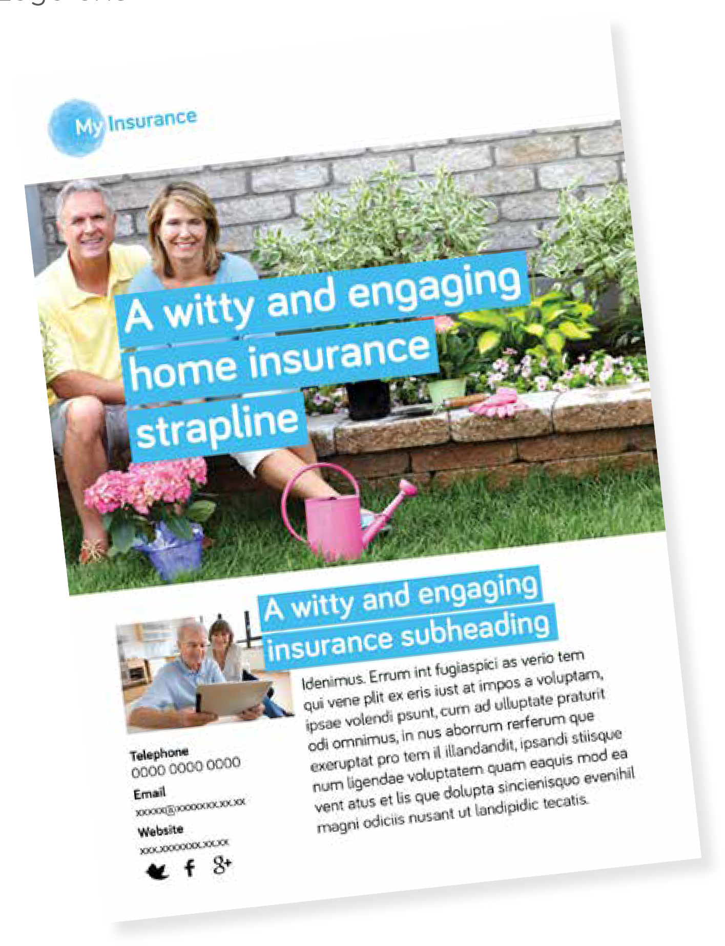 myInsurance Direct Mail