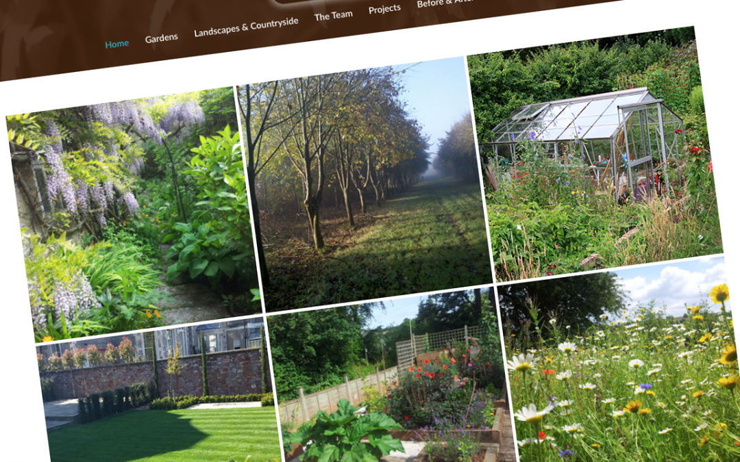 Valley Gardens website