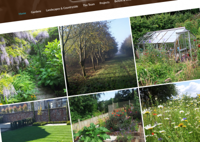 Valley Gardens website