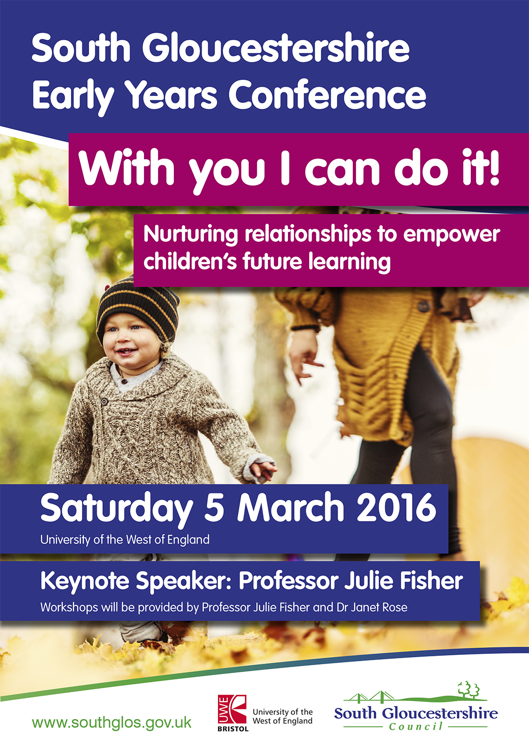 south gloucestershire Early_Years_conference_flyer