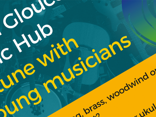 South Gloucestershire Music Hub flyer