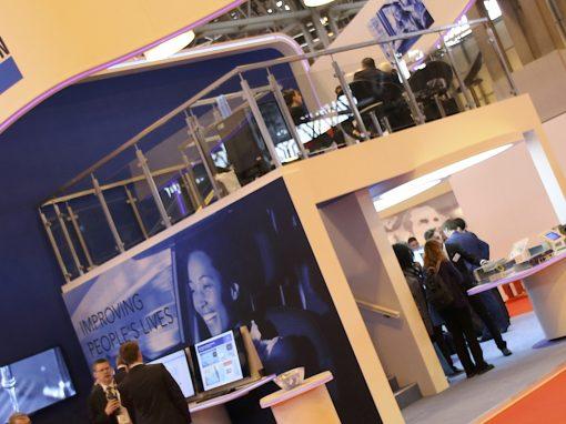 Traffex exhibition stand