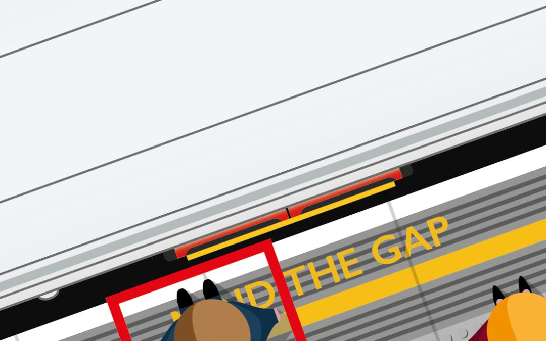 Tube platform illustration