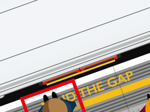 Tube platform illustration