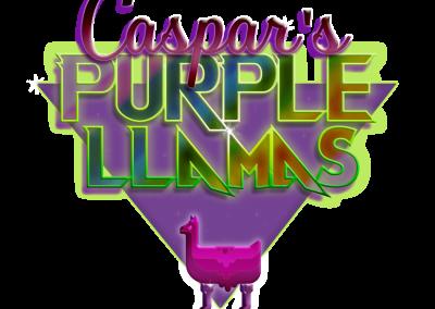 Caspar's Purple Llamas