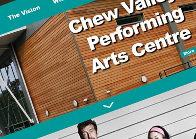 Valley Arts website