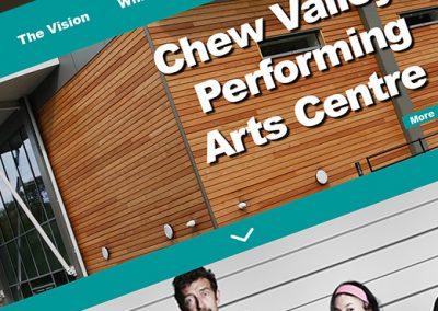 Valley Arts website